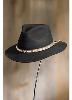 Mt. Warning Wool Safari Hat