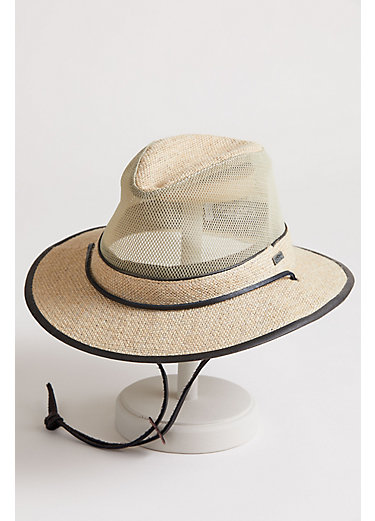 Nathan Hemp Panama Breezer Safari Hat