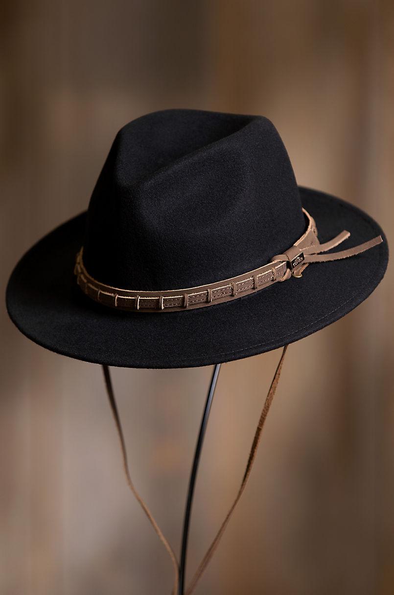 a807a3e230a Country Crushable Australian Wool Waterproof Safari Hat