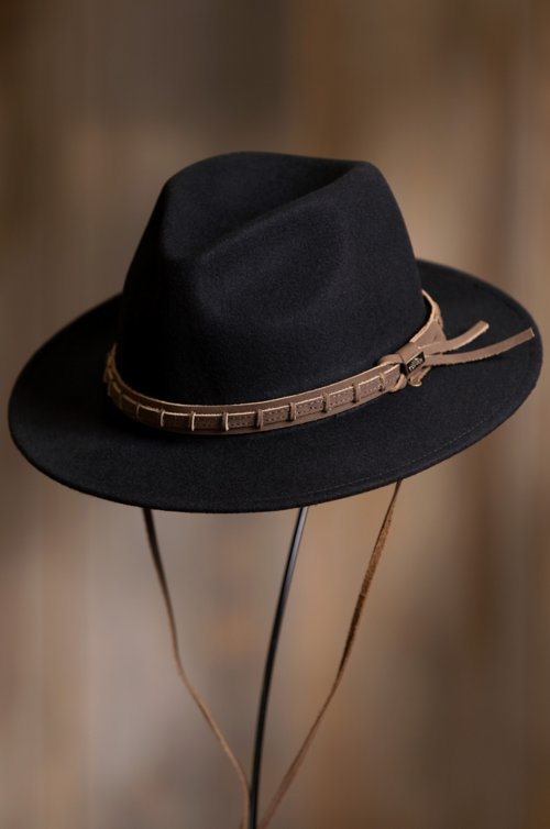 Country Crushable Australian Wool Waterproof Safari Hat