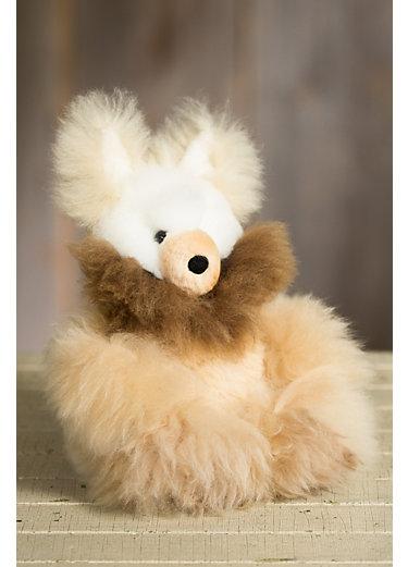 Alpaca Wool Bunny