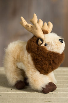 Alpaca Wool Moose