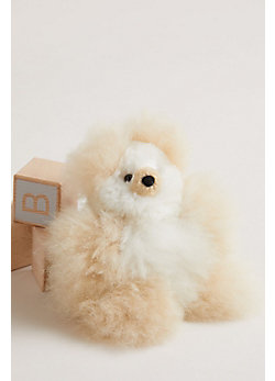 Small Alpaca Wool Bear