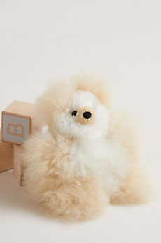 Small Alpaca Wool Bear