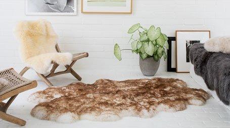 premium sheepskin rugs