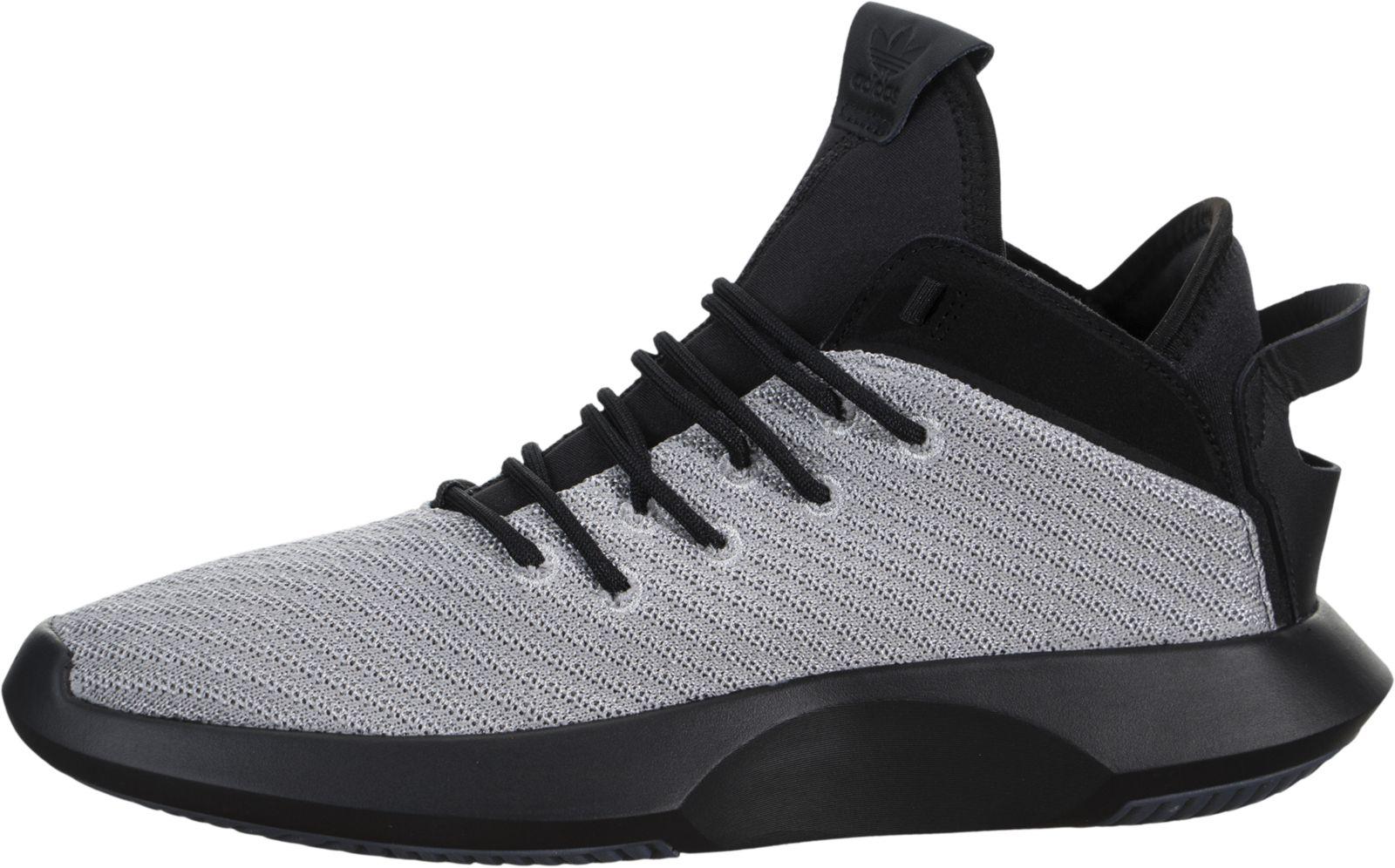 Adidas pazzo 1 avanzata primeknit argento metallico di colore nero / core core