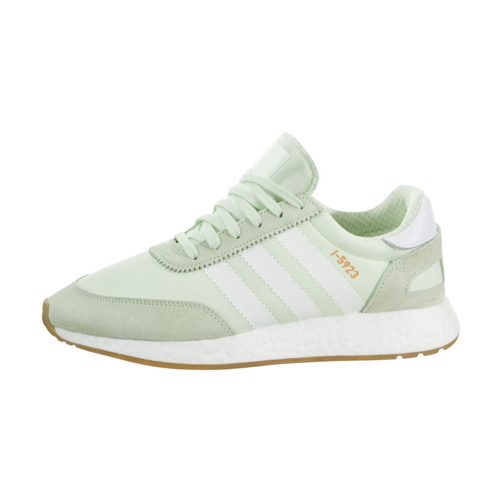 adidas I 5923 Iniki Runner Boost Aero Green White Cq2530 Womens Size 10