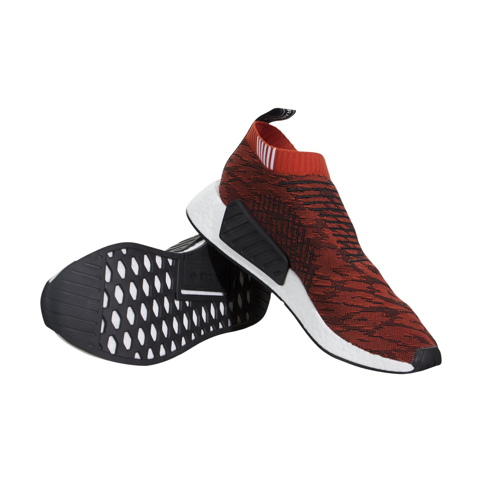 5d90d32da1031 adidas NMD Cs2 PK 8-13 Harvest Red Glitch Black Future Orange By9406 City  Sock 2 8. About this product. Picture 1 of 5  Picture 2 of 5  Picture 3 of  5 ...