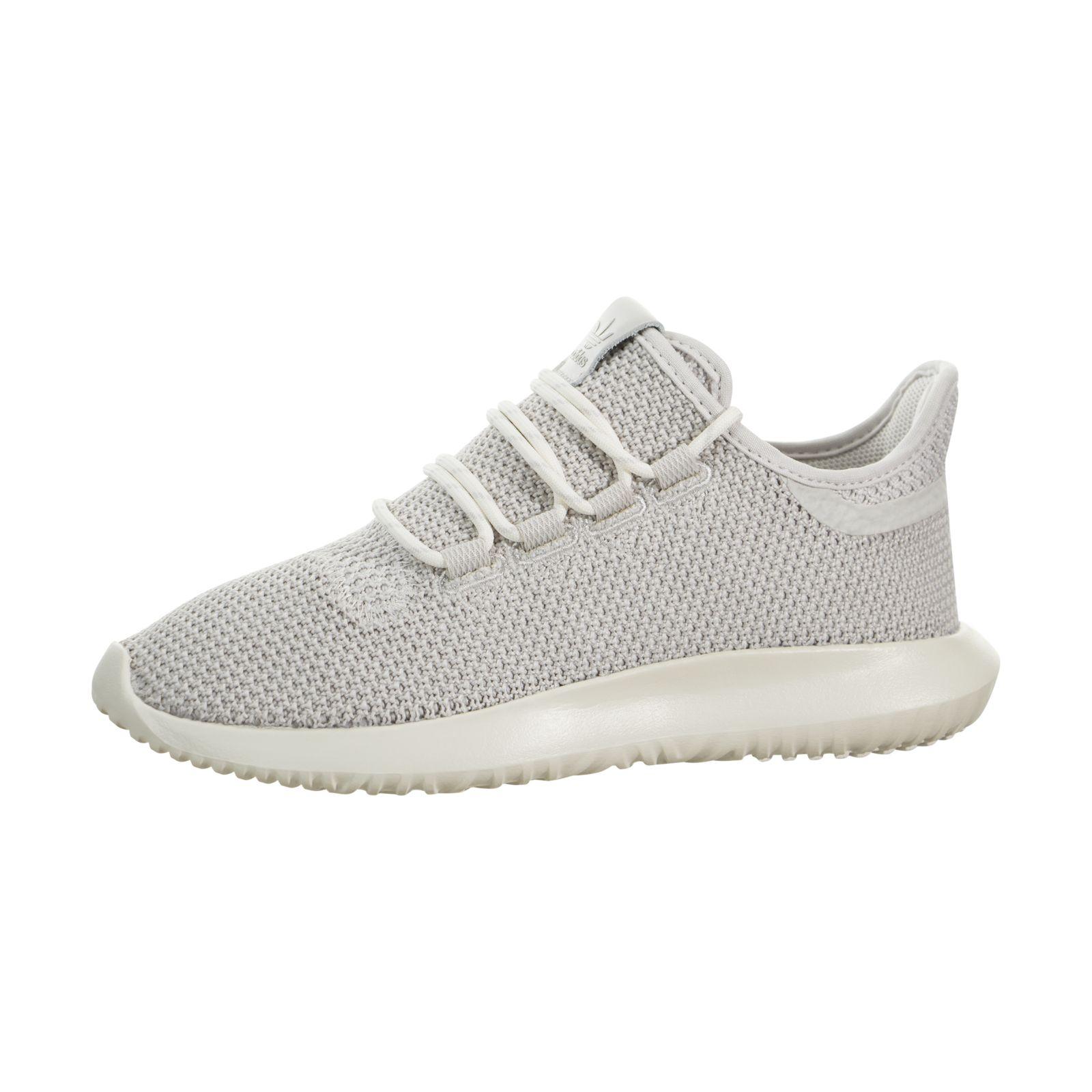 Buy adidas Tubular Shadow Big Kids Bb6748 Chalk Pearl White Athletic ... 4a9dd777a3e1