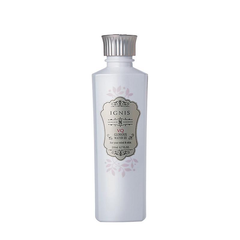 【日本直购】ALBION奥尔滨 IGNIS VQ天然植物透白肌肤化妆水EX 200毫升