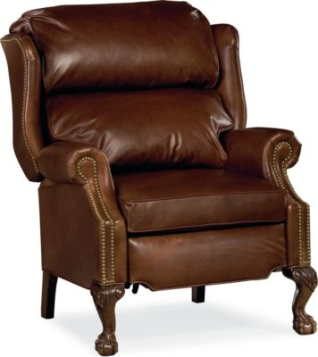 Leather Choices   Claire Recliner (0314 08)