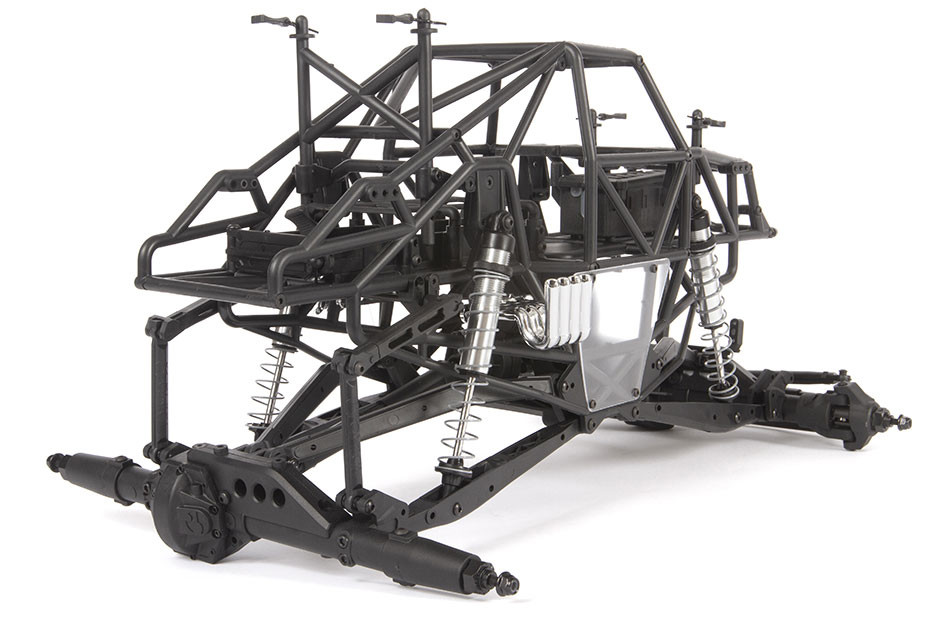 MT10 TUBE FRAME CHASSIS