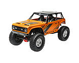 Axial - 1/10 Wraith 1.9 4WD Rock Crawler Brushed RTR, Orange