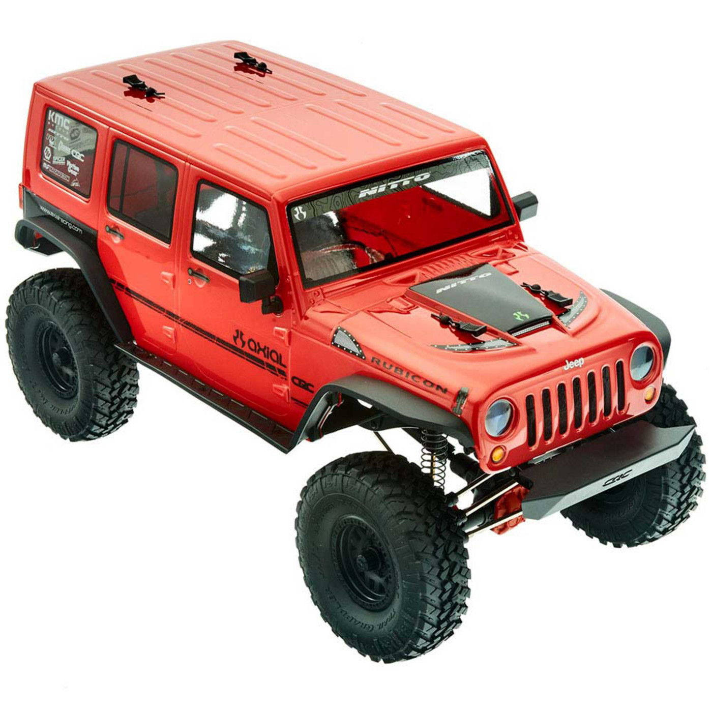 Axial 1/10 SCX10 II 2017 Jeep Wrangler Unlimited CRC RTR