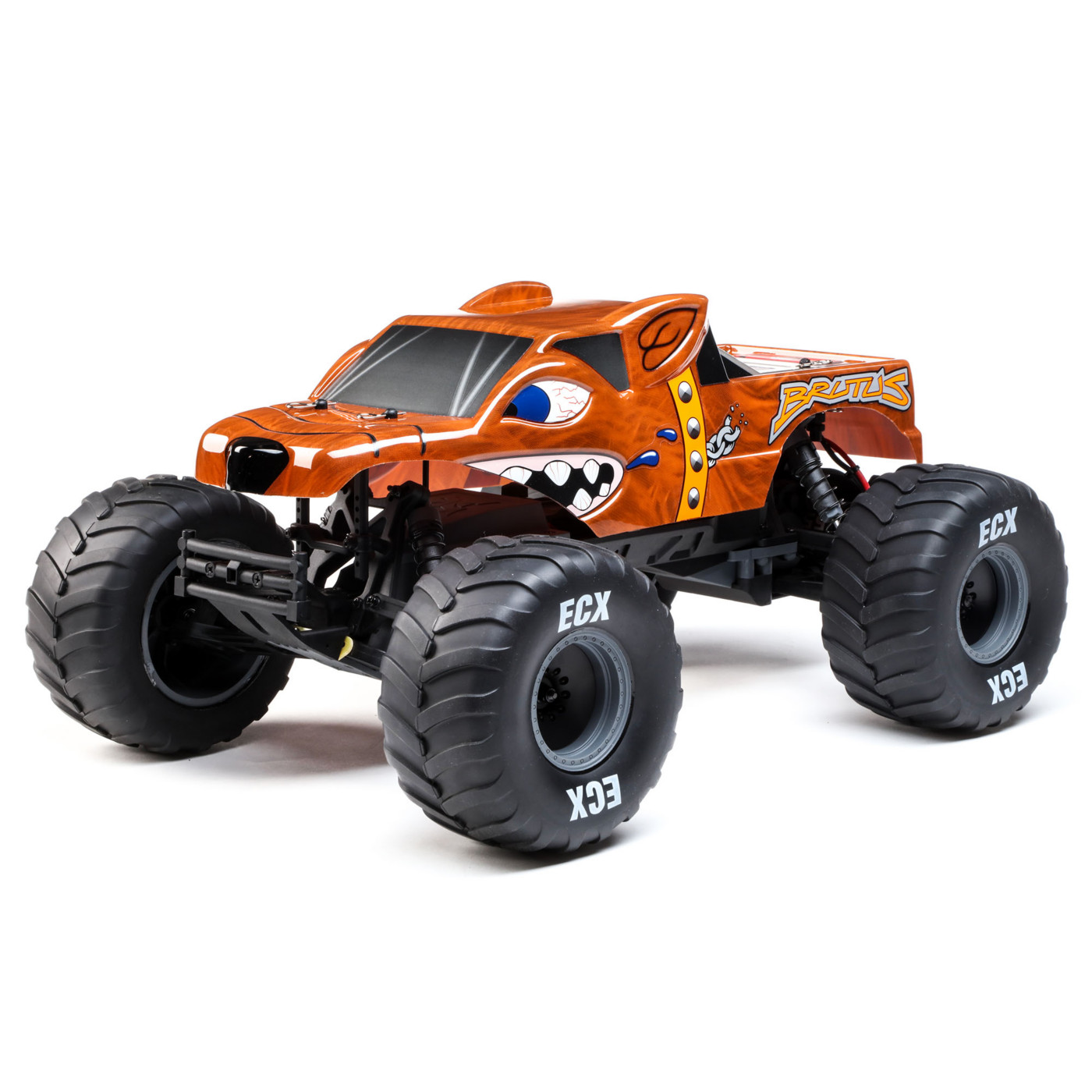 ECX 1/10 Brutus 2WD Monster Truck RTR