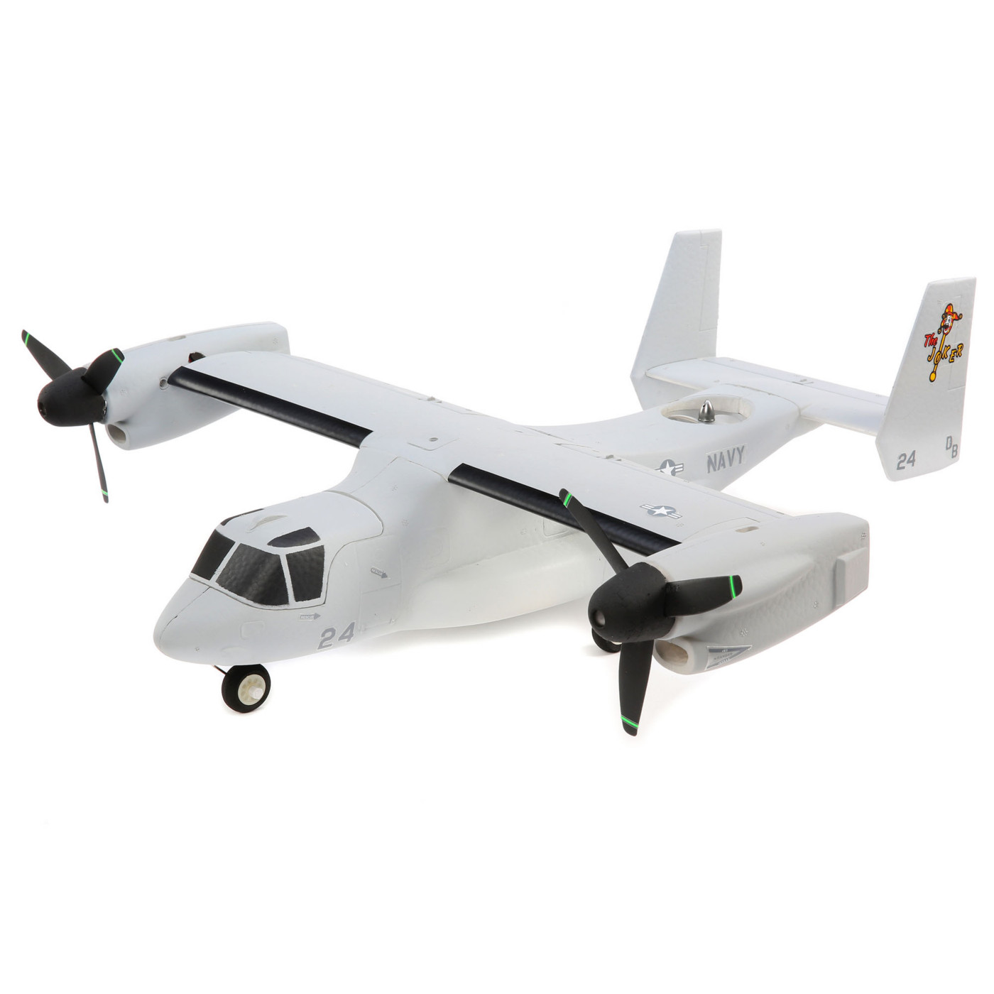 E-flite V-22 Osprey VTOL BNF Basic & PNP