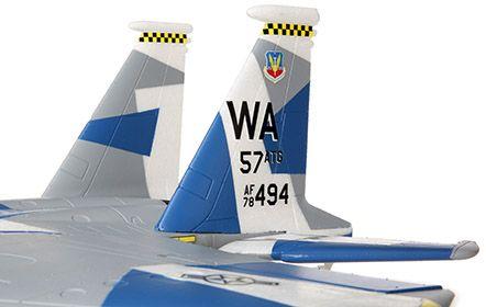 E-flite F-15 Eagle 64mm EDF PNP- Unique Trim Scheme
