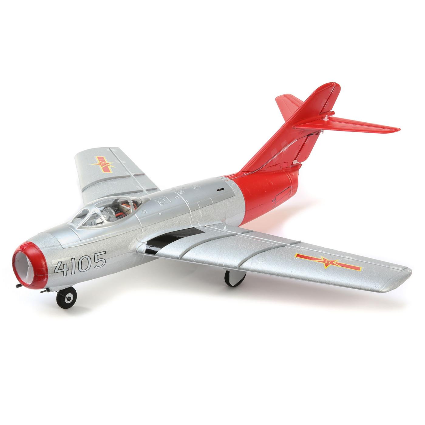 E-flite UMX MiG-15 EDF BNF Basic