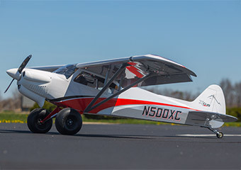 Hangar 9 CubCrafters XCub 60cc ARF - Scale Authenticity