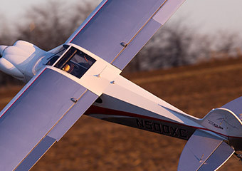 Hangar 9 CubCrafters XCub 60cc ARF - Designed for Towing