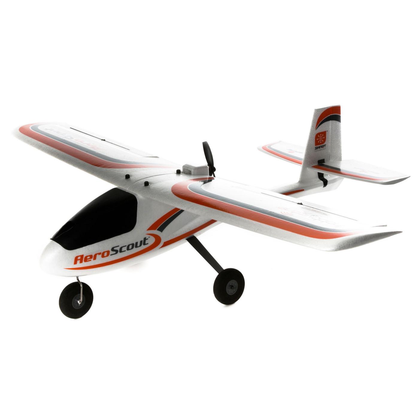 HobbyZone AeroScout S 1.1m