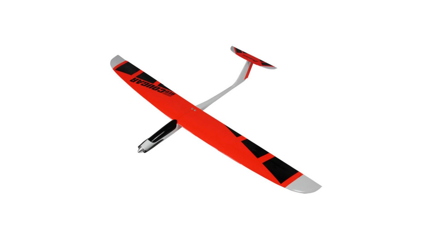 Grafik für Red Cougar 1400mm ARF in Tower Hobbies EU