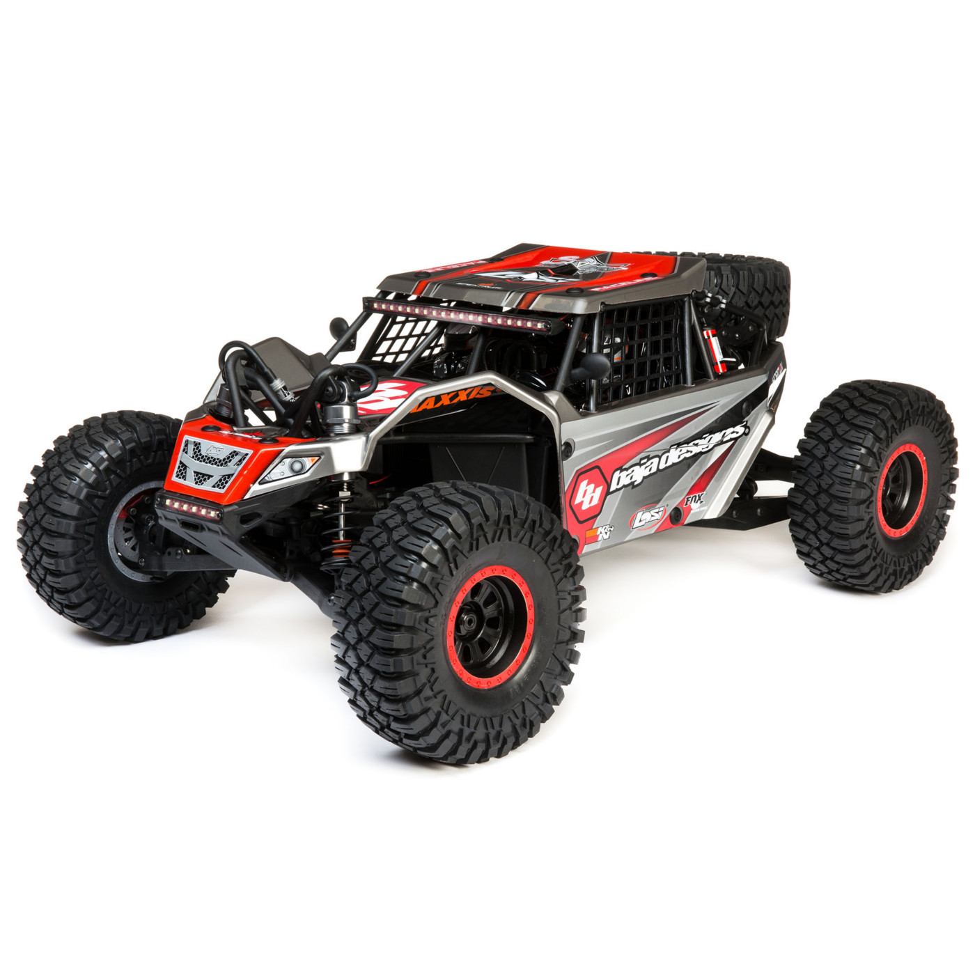 Losi 1/6 Super Rock Rey 4WD RTR