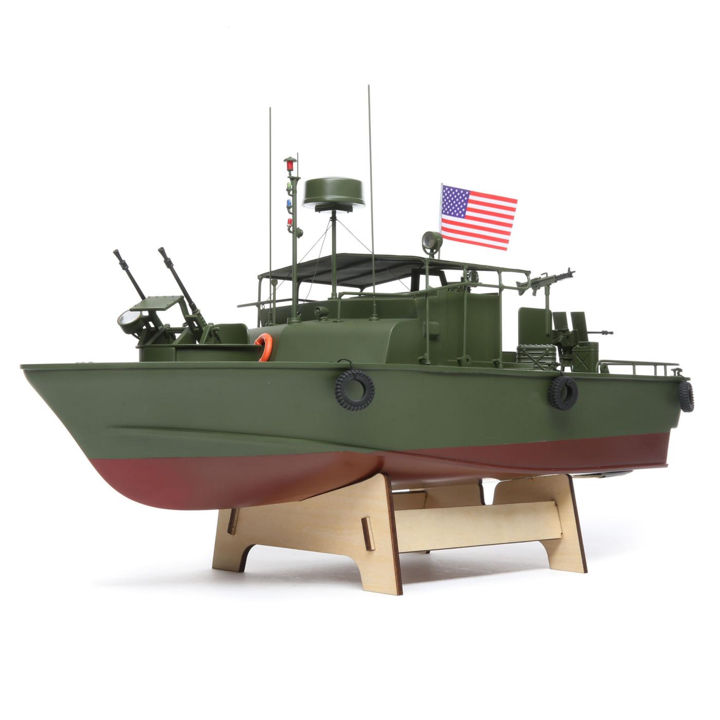 Pro Boat Alpha Patrol Boat 21 RTR