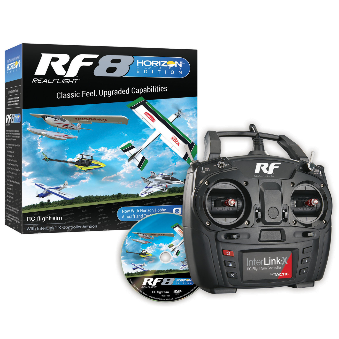 RealFlight RF8 Horizon Hobby Edition