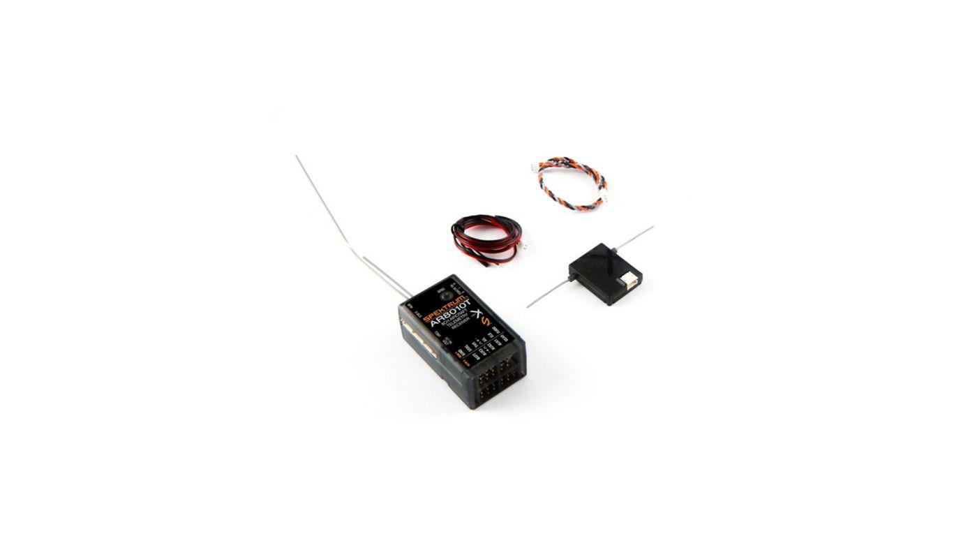 Grafik für Spektrum AR8010T 8CH Empfänger mit Telemetrie in Tower Hobbies EU