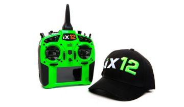 Spektrum iX12 12 Channel Tx Only (Green)