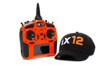 Spektrum iX12 12 Channel Tx Only (Orange)