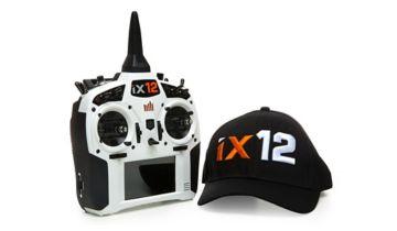 Spektrum iX12 12 Channel Tx Only (White)