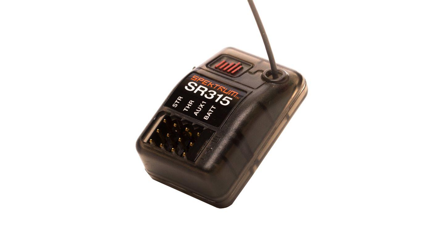 Grafik für SR315 DSMR 3 CH Reciever in Tower Hobbies EU