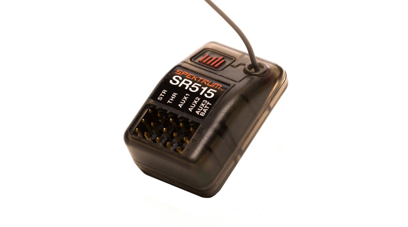 Grafik für SR515 DSMR 5 CH Reciever in Tower Hobbies EU