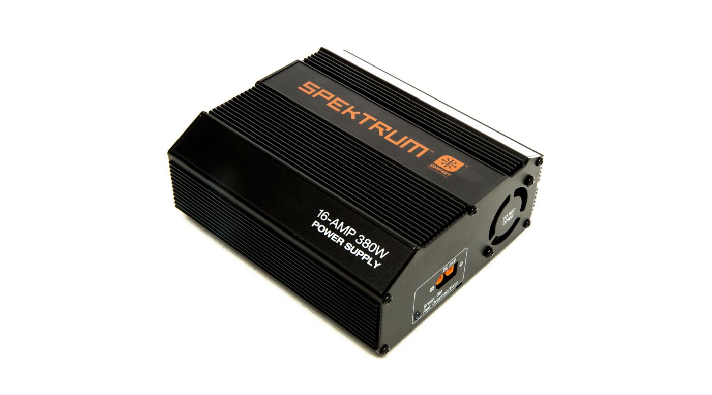 Grafik für 16A 380W POWER SUPPLY (International Version) in Tower Hobbies EU