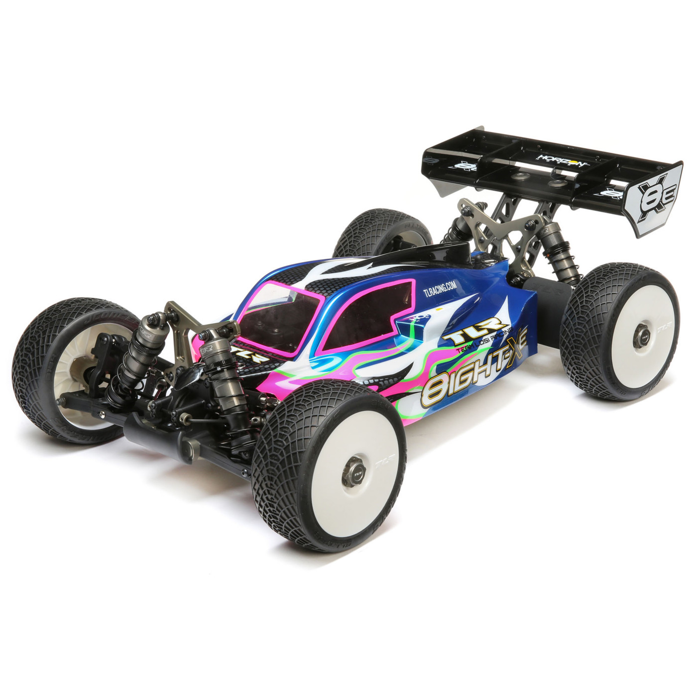 TLR 8IGHT-XE Race Kit 1/8 4WD Electric Buggy