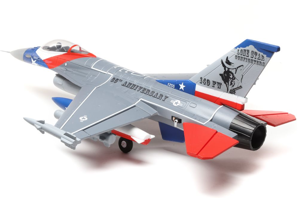 E-flite F-16 Falcon 64mm EDF PNP - Unique Trim Scheme