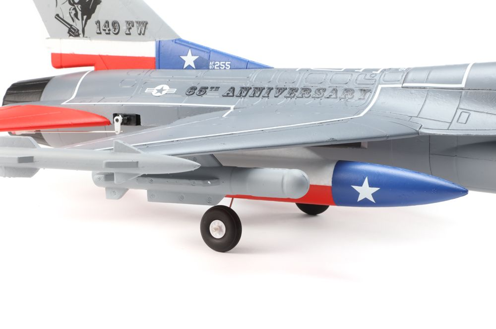 E-flite F-16 Falcon 64mm EDF PNP - Durable Design