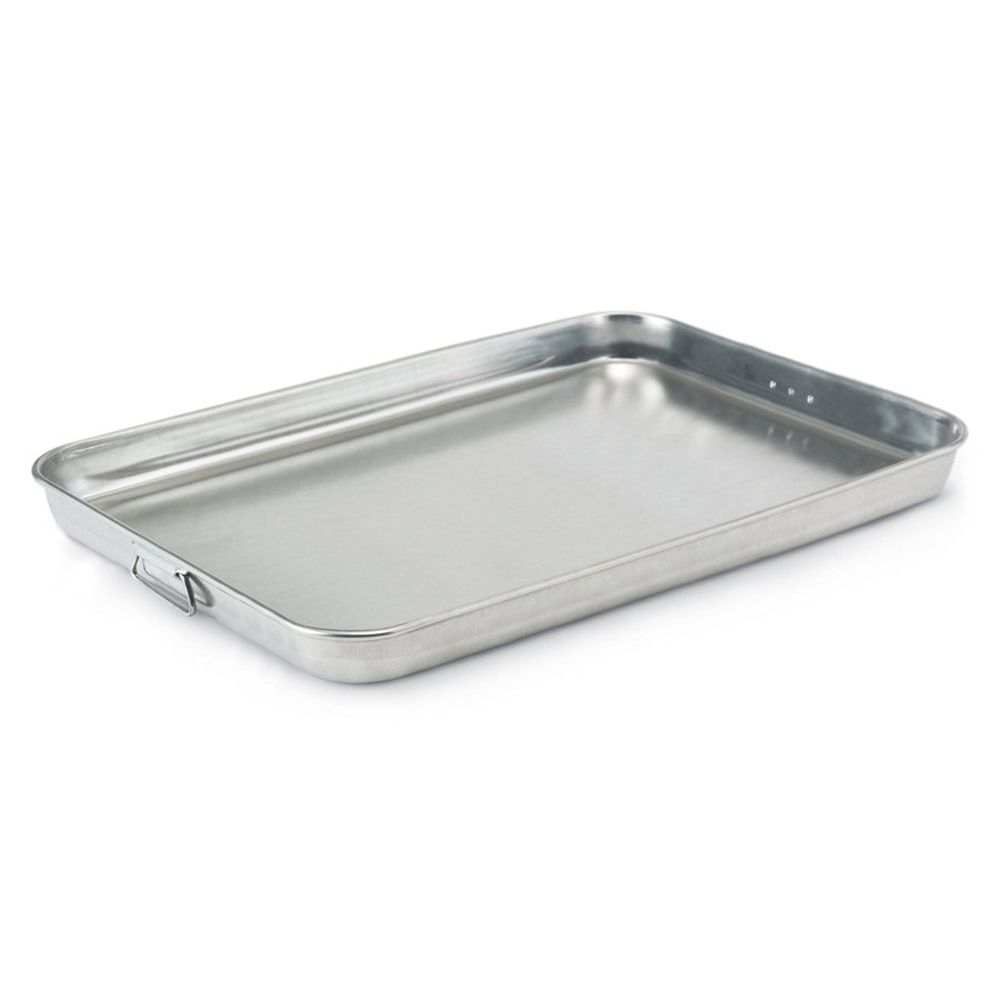 Vollrath® 68358 Wear-Ever® HD Aluminum 23.5 Quart Roasting Pan