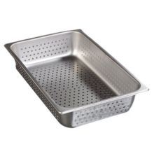 "Carlisle 607004P DuraPan™ Full Size x 4"" D Perforated Pan"