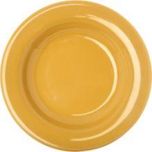 Carlisle® 4303022 Durus 20 Oz. Honey Yellow Pasta Bowl - 12 / CS