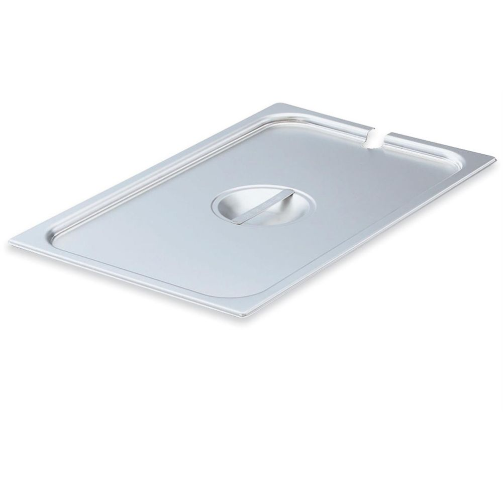 Vollrath® 75210 Super Pan V® S/S Full Size Slotted Cover