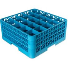 Carlisle® RG25-314 OptiClean™ 25 Compartment Glass Rack