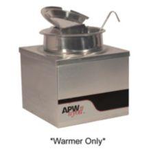 APW Wyott W-4B Electric 120V Countertop 4 Qt Warmer