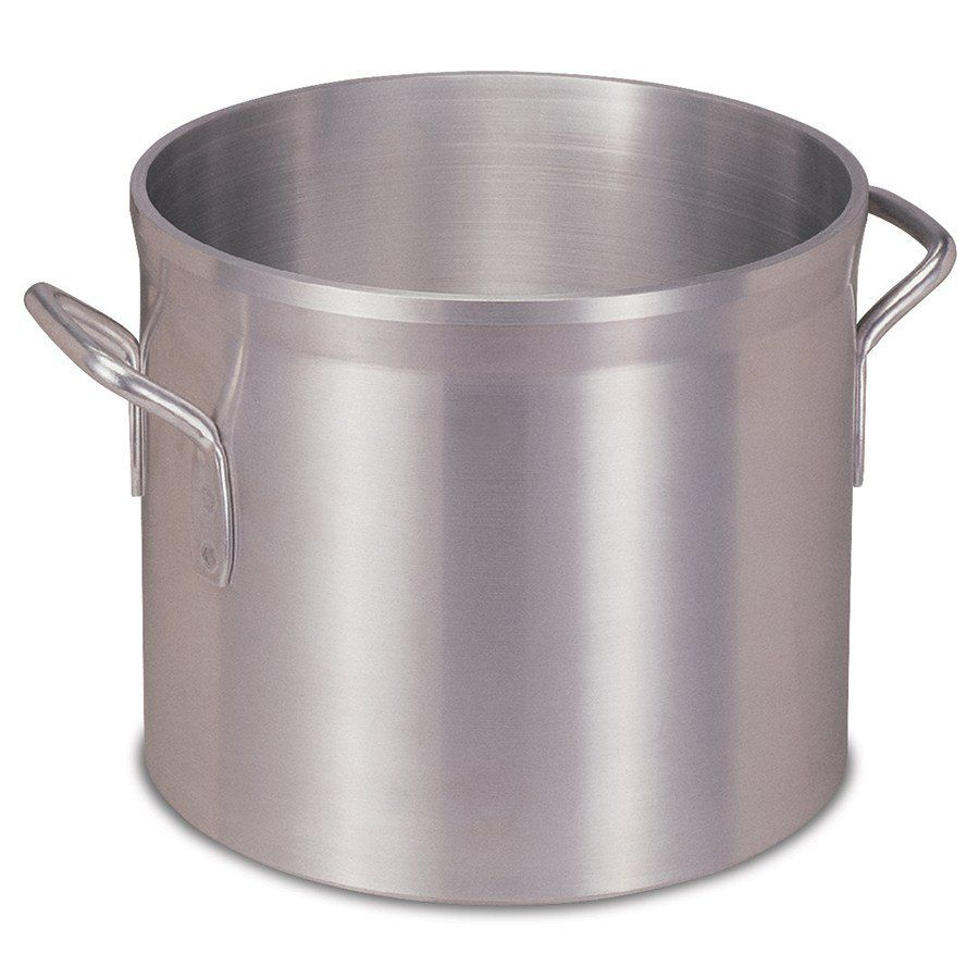 Vollrath 68413 Wear-Ever Classic Select HD Aluminum 12 Quart Sauce Pot