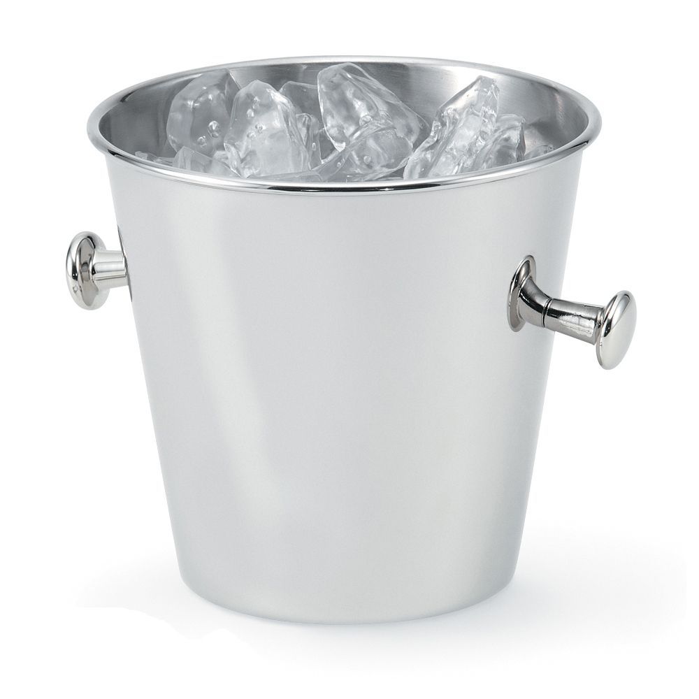 Vollrath® 46621 Stainless Steel 1.6 Quart Ice Bucket