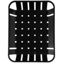 Carlisle® 4403103 Black Munchie Baskets™