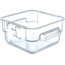 Carlisle® 1072007 StorPlus™ 2 Qt. Food Storage Container