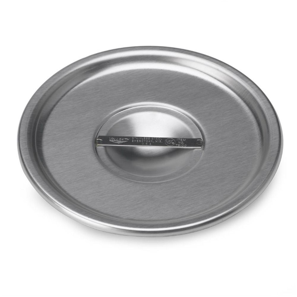 Vollrath® 79220 Stainless Steel Cover For 12 Qt Bain Marie